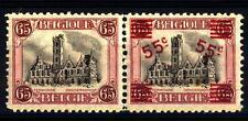 BELGIUM - BELGIO - 1921 - Municipio di Termonde - Leggermente aperto