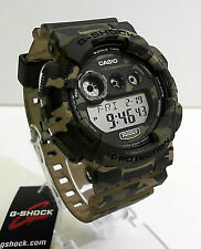 Casio G-Shock Woodland Camouflage Pattern Watch GD-120CM-5