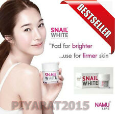 New Snail White Cream Filtrate Secretion Acne Facial Moisture Skin Care 50 ml