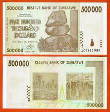 P76   ZIMBABWE / Simbabwe  500.000 Dollar   2008 UNC