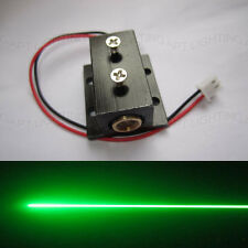 quality 532nm 100mW Green laser module/laser diode with heatsink free TTL driver
