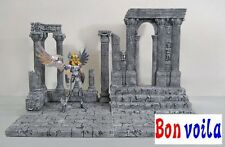 Saint Seiya Myth Cloth Diorama Decoration Scene Sanctuary SC08