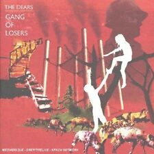 THE DEARS - GANG OF LOSERS  CD NEU