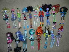 Huge Mattel Monster High Doll Lot Dolls Boy Dolls