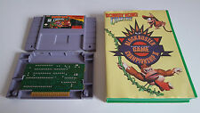 Donkey Kong Country Competition CIB original Super Nintendo Snes ultra rare