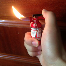 1pc Refillable Extinguisher Fire Cigarette Lighter Usefully for Gift/Collection