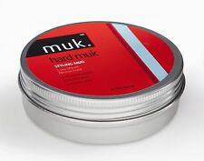 Hard Muk Hair Wax Styling Mud 95g - Brutal Hold