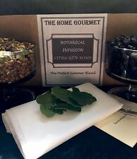 Home made Gin - Citrus blend - Botanical Infusion Kit