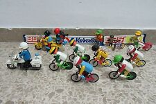 Playmobil - Deporte Outdoor - Carrera Bicicletas Motos Vallas - 9974 -(COMPLETO)