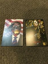 Jason Edmiston Friday The 13th They Live Handbill Postcard Set MONDO