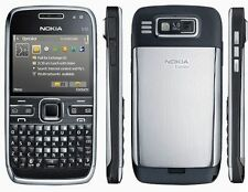 Nokia E72 Unlocked 3G WIFI GPS Mobile Phone 5MP Camera Smartphone.