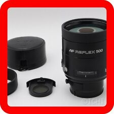 [EXC+++] MINOLTA AF 500mm f8 for Sony Reflex Lens [from Japan]
