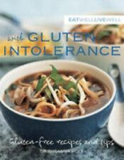 GLUTEN INTOLERANCE (Eat Well, Live Well)-ExLibrary