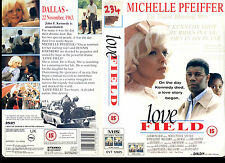 Love Field - Michelle Pfeiffer - Used Video Sleeve/Cover #16679