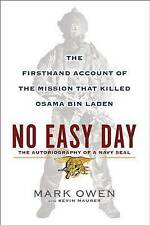 No Easy Day: The Firsthand Account of the Mission That Killed Osama Bin Laden, B