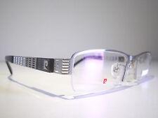 Semi Rimless optical eyeglasses designer spectacles for prescription glasses