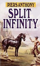 Apprentice Adept: Split Infinity 1 by Piers Anthony (1987, Paperback)