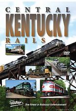 CENTRAL KENTUCKY RAILS CSX, NS SD90MAC PENTREX NEW DVD VIDEO