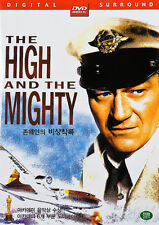 The High and the Mighty (1954) New Sealed DVD John Wayne