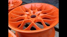 Gloss Orange Powder Coating Powder