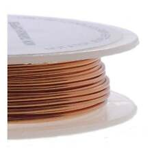 0.8 mm (20 gauge) COPPER CRAFT/JEWELLERY WIRE x 6 metres