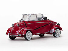 "1958 MESSERSCHMITT ""TIGER"" TG500 CONVERTIBLE RED 1/43 MODEL CAR BY VITESSE 29054"