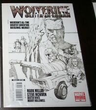 WOLVERINE 66 RARE 3rd PRINT VARIANT 1st OLD MAN LOGAN Key Issue