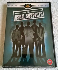 The Usual Suspects (DVD, 2002) - Special Edition
