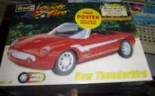 Revell NEW Thunderbird WHEELS OF FIRE 1/25 Model Car Mountain FS