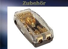 { AGU Verteilerblock 2-Fach  Sicherungsverteilerblock 1 x35 2x25 2x10qmm