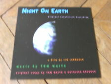 TOM WAITS Night on earth Bo Film Lp Rare