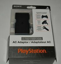 Original OEM Sony PlayStation PS3 / PSP AC Adapter Wall Charger GENUINE NEW