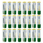 24 x AA 2A 3000 (Actual 300mAh) 1.2V Ni-MH Rechargeable Battery Cell BTY Green