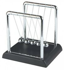 Toysmith Newton's Cradle Physics Science Kit, New, Free Shipping