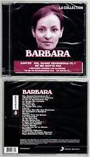 "BARBARA ""La Collection"" (CD) 23 Titres 2001 NEUF"