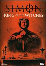 Simon, King of the Witches (2008, REGION 1 DVD New) WS