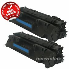 2PK CE505A / 05A Toner Cartridge for HP LaserJet P2035 P2035n P2055 P2055d