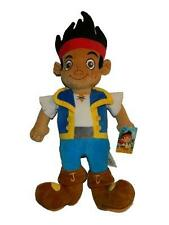 "Disney Jay Franco 19"" JAKE And The Neverland Pirates Plush Doll Hang Tag"