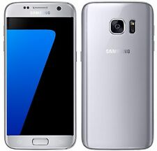 "Samsung Galaxy S7 Duos SM-G930FD Silver (FACTORY UNLOCKED) 5.1"" QHD, 32GB, 12MP"