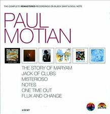 The Complete Remastered Recordings on Black Saint and Soul Note [Box] by Paul...