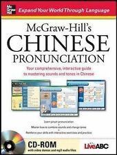McGraw-Hill's Chinese Pronunciation by Live Abc (Mixed media product, 2009)