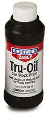 Birchwood Casey Tru-Oil Gun Stock Finish 8 oz - 23035 Gun Stock Cleaner