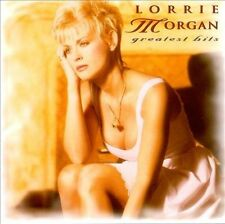 "Lorrie Morgan ""Greatest Hits"" w/ Five Minutes, Watch Me, Something in Red & more"
