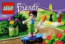 Lego Friends Exklusiv-Set 30101 Mia Skateboarder