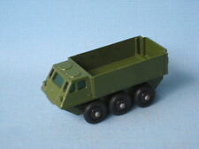 Lesney Matchbox Alvis Stalwart Green Base Pre-Production Trial RARE