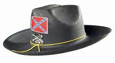 Konförderierten Soldaten Hut NEU - Karneval Fasching Hut Mütze Kopfbedeckung