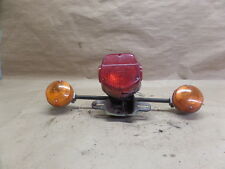 1977 KAWASAKI KZ 400 REAR BRAKE LIGHT AND TURN SIGNAL ASSEMBLY