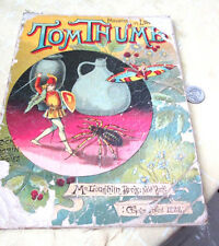 TOM THUMB;COCK ROBIN SERIES,1888,McLoughlin Brothers,Illustrated