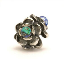 Trollbeads original authentic TRE FIORI - THREE FLOWERS  61710