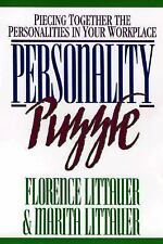 Personality Puzzle: Understanding the People You Work With by Florence Littauer,